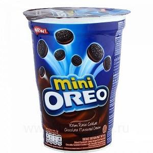 """Печенье """"Oreo"""" mini Choco, 61,7 г"""