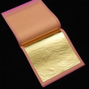 Пищевое золото - 1 лист (14*14см)
