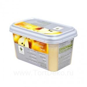 """Пюре замороженное """"Ravifruit"""" Груша, (1 кг)"""