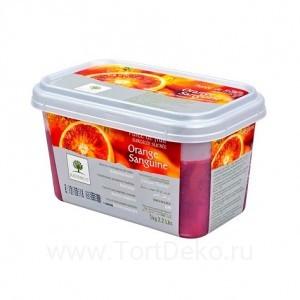 """Пюре замороженное """"Ravifruit"""" Красный апельсин, (1 кг)"""