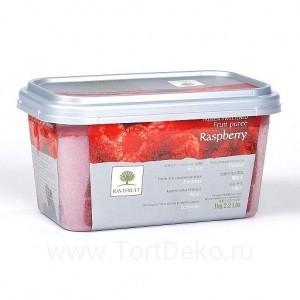 """Пюре замороженное """"Ravifruit"""" Малина, (1 кг)"""
