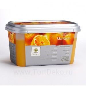 "Пюре замороженное ""Ravifruit"" Мандарин, (1 кг)"