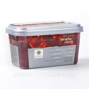 """Пюре замороженное """"Ravifruit"""" Вишня, (1 кг)"""