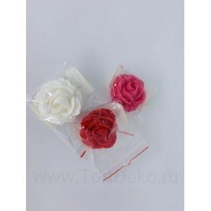 Сахарные розы (мастика)