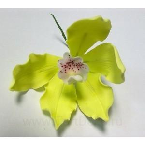 """Сахарный цветок """"Орхидея"""""""