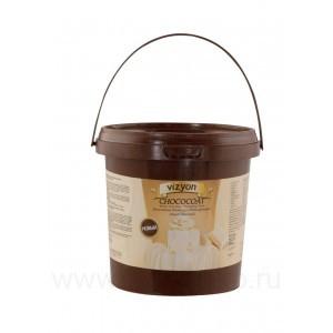 Шоколадная паста для моделирования Vizyon (белая) 1 кг
