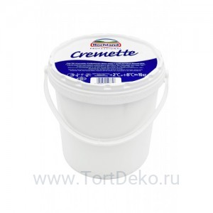 """Сыр """"Cremette Professional"""" творожный 65%, (10 кг)"""