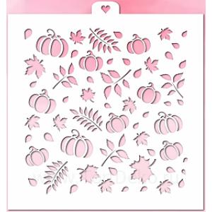 """Трафарет """"Осенние листья 3"""""""