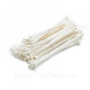 Тычинки Белые, (480 шт)