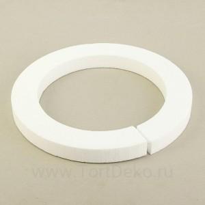 """Заготовка из пенопласта """"Кольцо"""", 31.5 х 3 см"""