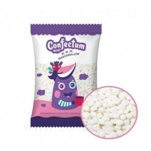 """Зефир жевательный """"Confectum Mini"""" с ароматом пломбира и ванили  10 гр"""